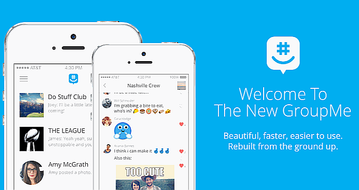 GroupMe Receives Latest Update for iOS devices