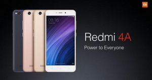 XiaomiRedmi a