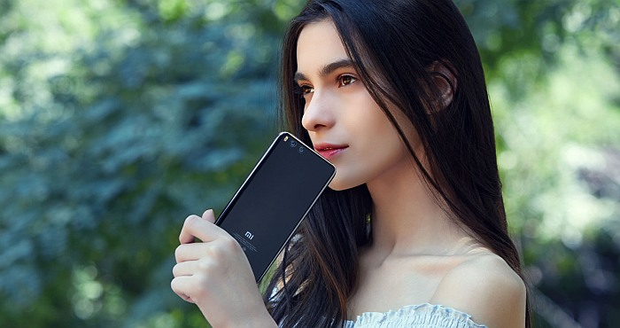 Xiaomi flagship phone Mi 6 and Mi 6 plus