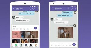 viber keyboard extensions