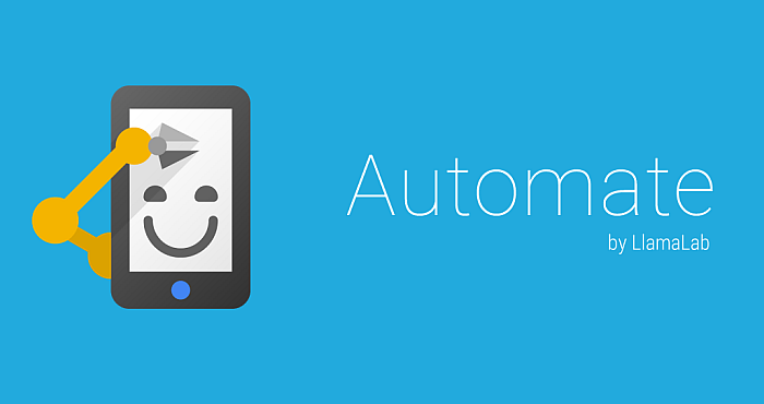 Automate android download