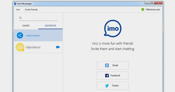 Download IMO Messenger Edition for Windows Free!