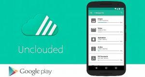 Unclouded app