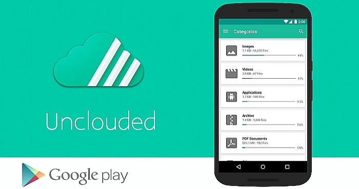 Download Unclouded App for Android