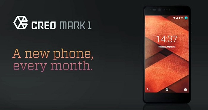 CREO Mark 1 Cheapest Smartphone