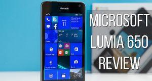 Microsoft Lumia  Review