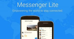 facebook messenger lite download