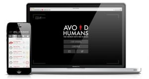 Avoid Humans APP