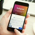 Download Instagram and install safetly app
