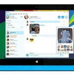 Download Skype and get a new themed set of emoticons
