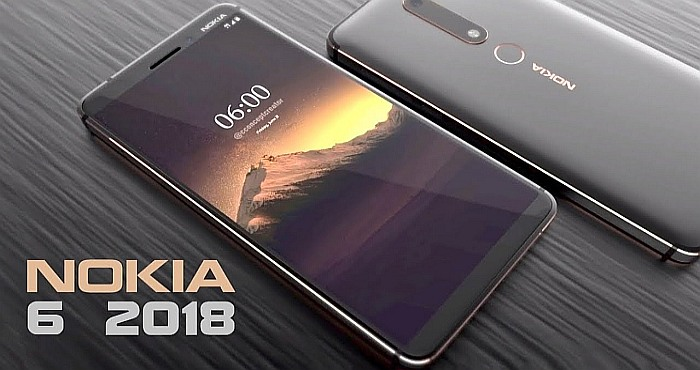 Nokia 6 (2018) Release Date Revealed