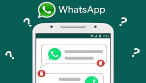 Delete Unwanted WhatsApp Messages