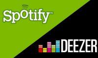 spotify vs deezer