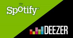 spotify vs deezer
