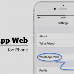 Setting Up WhatsApp Web on your Smartphone