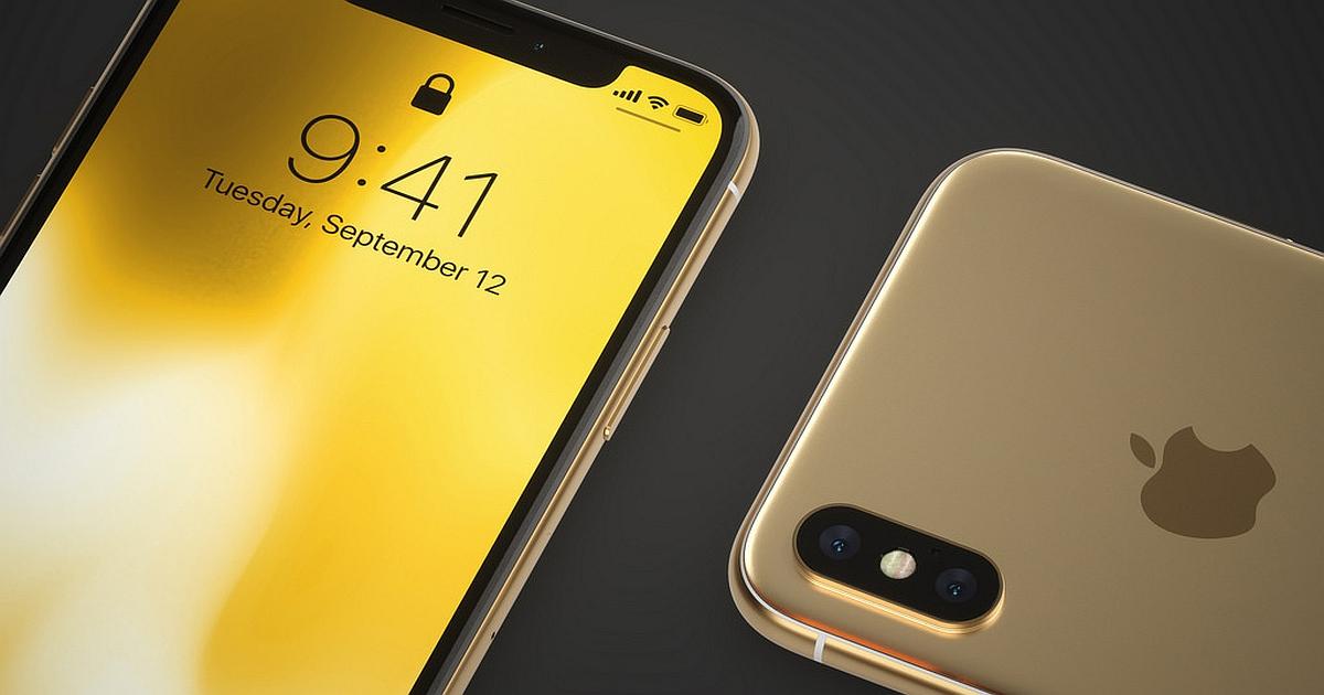 The Secret Golden IPhone X Revealed