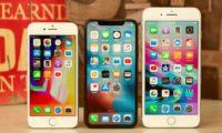 iPhone X panic
