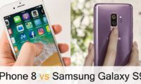 survey iphone  vs samsung s