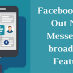 Facebook Messenger Broadcasting Tool