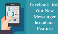 Facebook Messenger Broadcasting