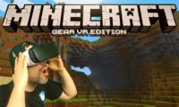 Minecraft for Virtual Reality is the Ultimate Fun