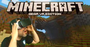Minecraft Virtual Reality