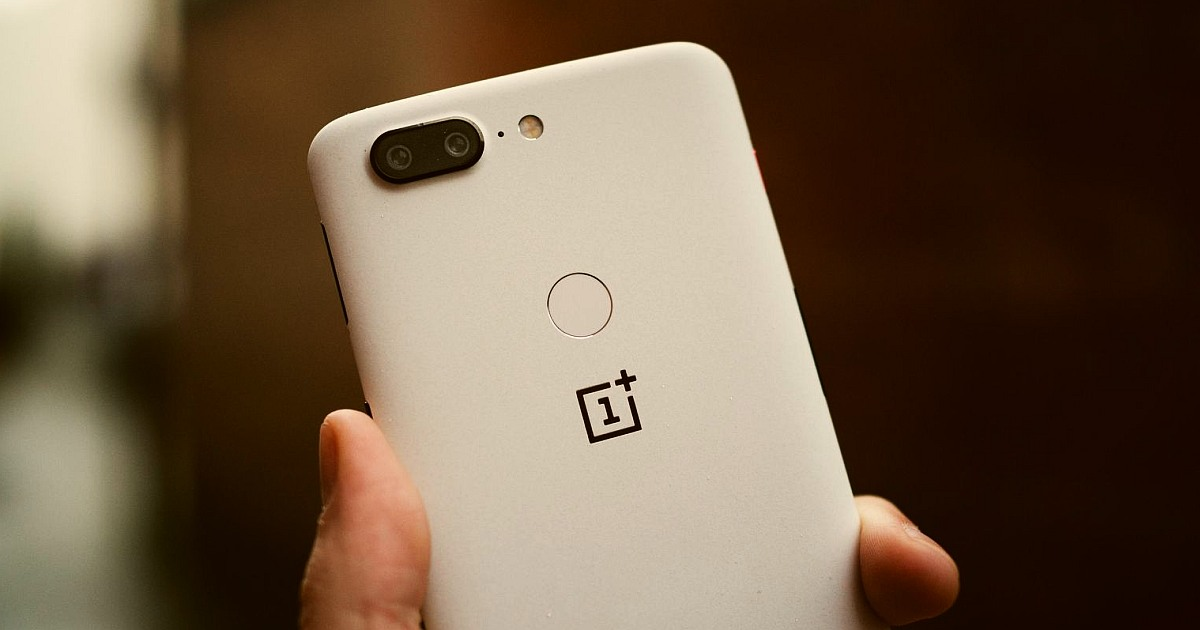 New white silk color for the OnePlus 6?