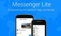 Save Data With The Facebook Messenger Lite App