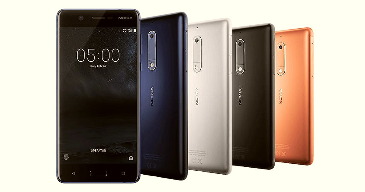 Reasons to Buy the Nokia 5 Smartphone