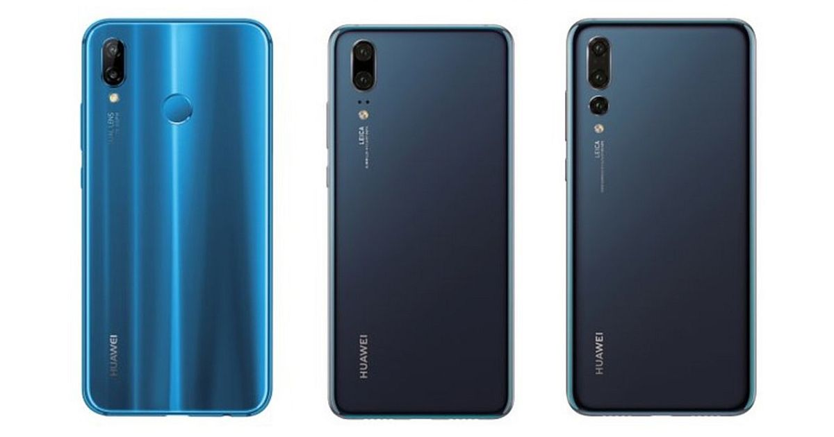 The Huawei P20 smartphone is Being Overlooked