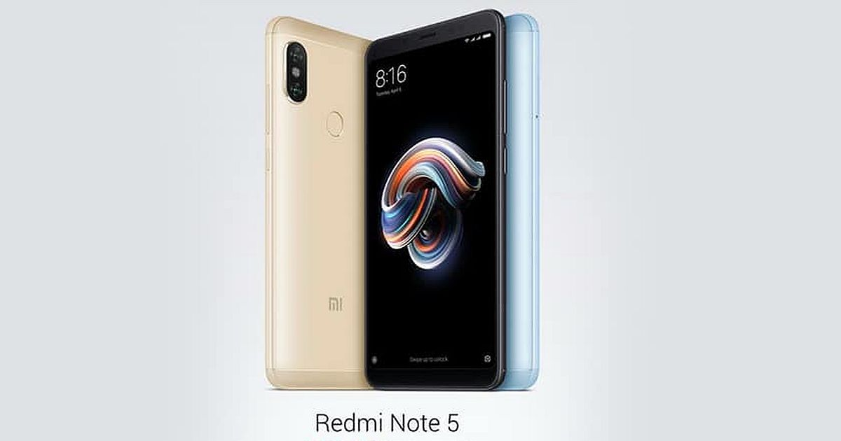 Xiaomi Redmi 5 Note is Here to Rule