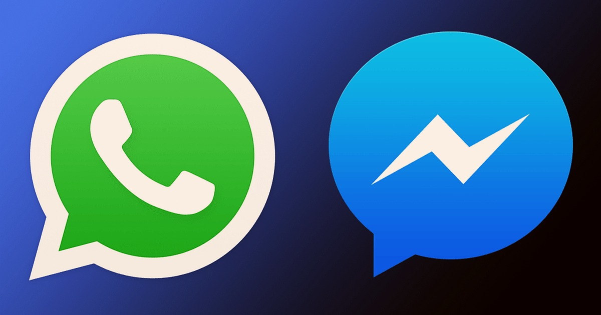 WhatsApp beats the likes of Facebook Messenger and WeChat
