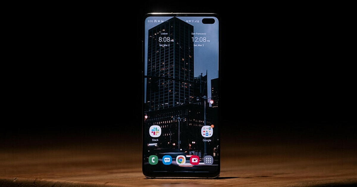Samsung's Grand Representation of Samsung Galaxy S10 in 2019