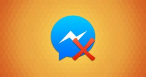 How To Delete Facebook Messenger on Android delete messenger android 10