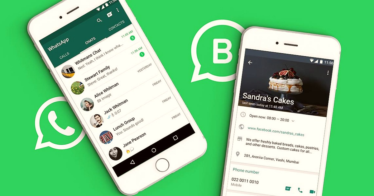 Download WhatsApp Business for iOS Devices WhatsApp Business Available iOS Devices 1