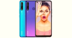 Tecno Camon 12 Air is a Big Phone Tecno Camon 12 Air 3