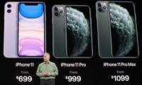 iPhone 11 Pro or 11 Pro Max? iPhone 11 with Job's Shirt iPhone 11 smartphone 16