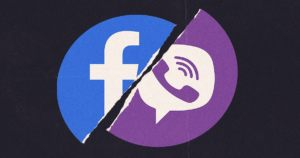 Viber Messenger Cuts Business Relations With Facebook viber facebook 8
