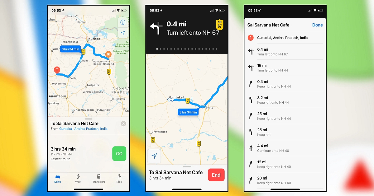 APPLE MAPS LOOKS BETTER THAN BEFORE, BUT THERE'S STILL MUCH TO DO